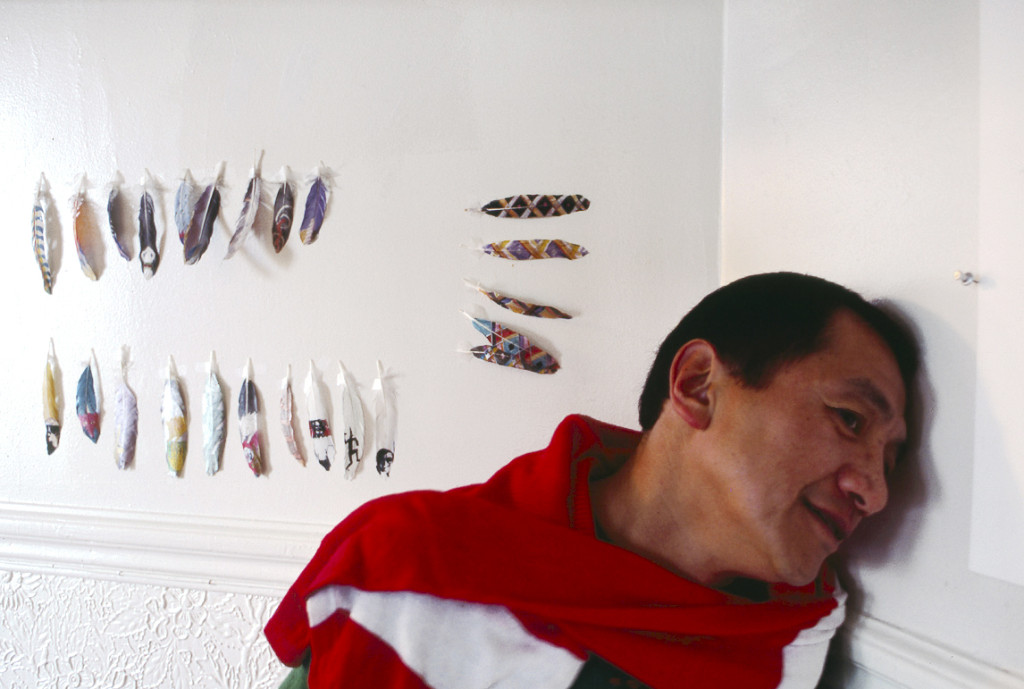 Carlos at Grove St Studio