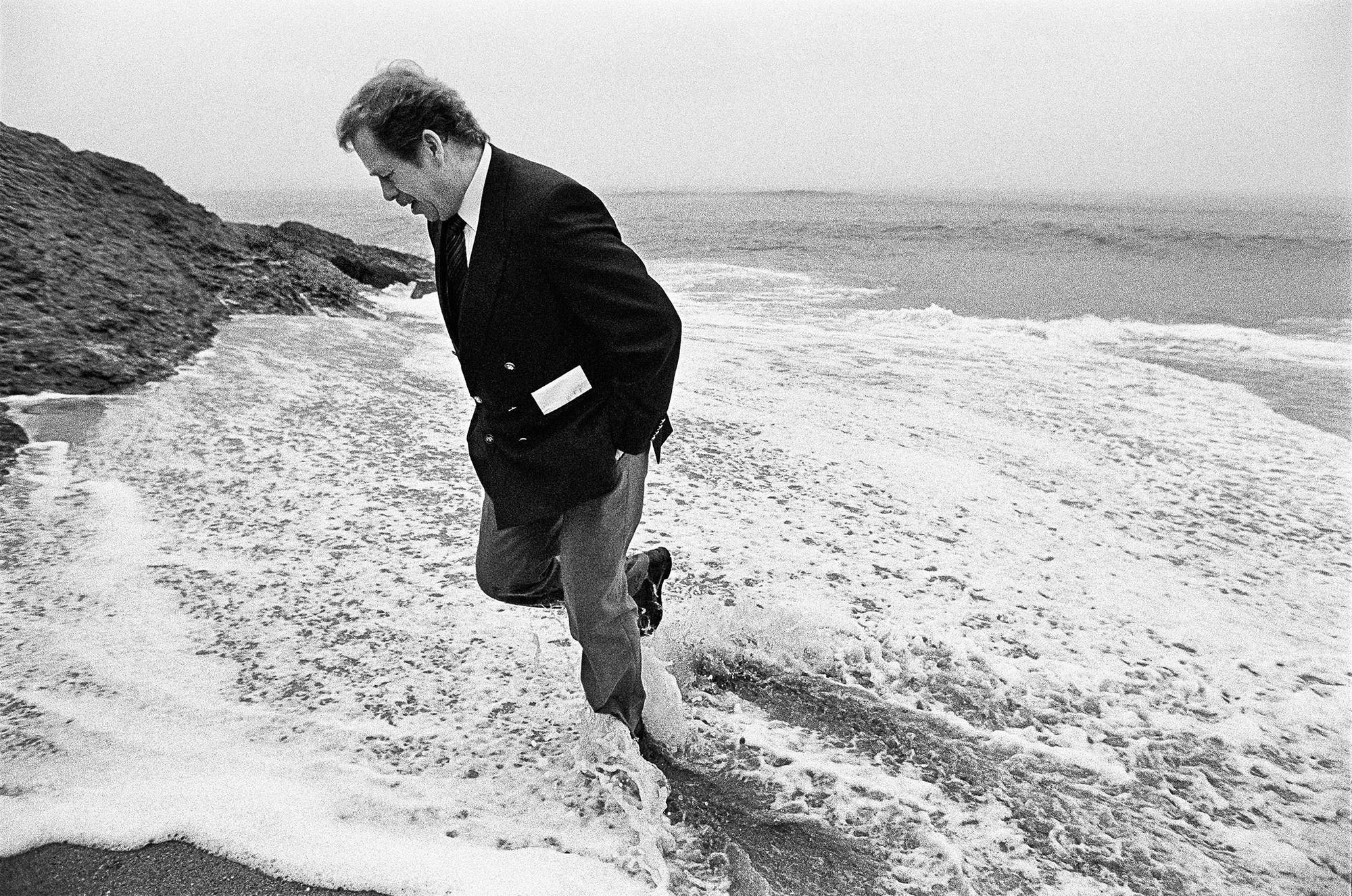 Vaclav Havel, 1990. Tomki Nemec