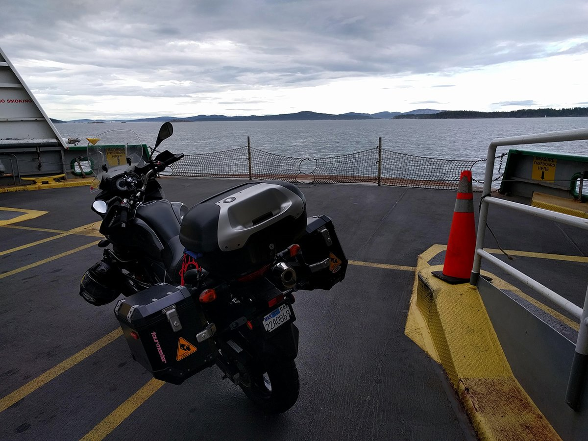 sidney, BC to friday harbor, WA